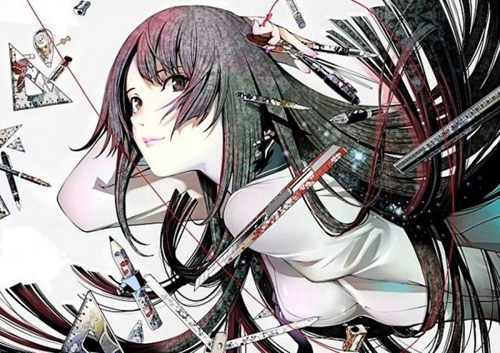 Ilustración para el curso de dibujo manga
