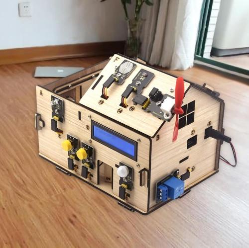Kit arduino smart home
